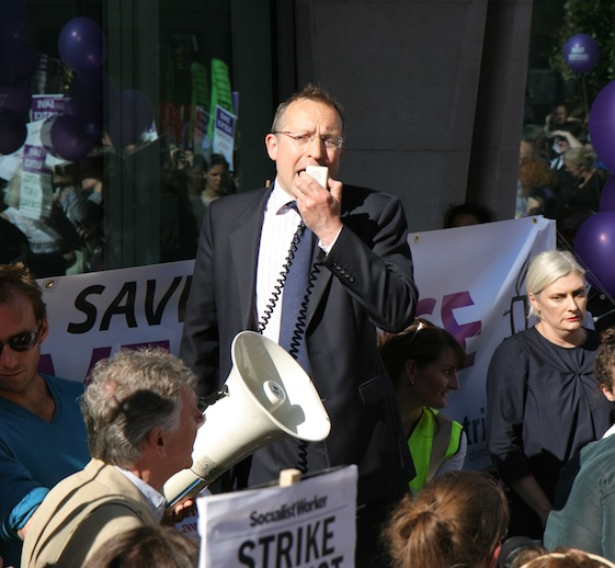 Andy Slaughter, MP