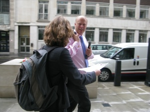 Letter to Mr Grayling